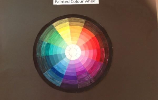 Colour Wheel and Colour Schemes – Level 1